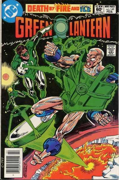 Cover for Green Lantern (DC, 1976 series) #149