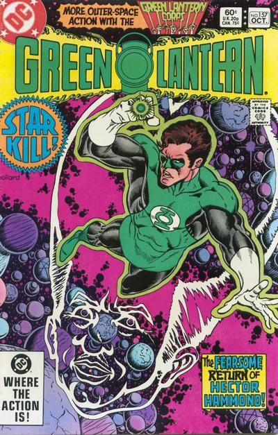 Cover for Green Lantern (1976 series) #157