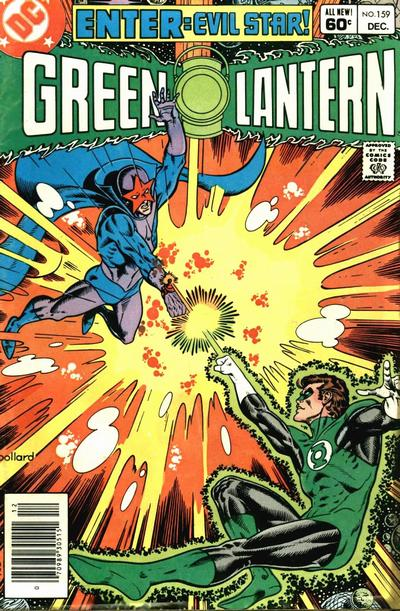 Cover for Green Lantern (1976 series) #159 [Newsstand]