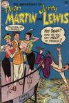 Cover for The Adventures of Dean Martin & Jerry Lewis (DC, 1952 series) #18