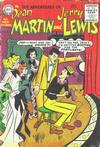 Cover for The Adventures of Dean Martin & Jerry Lewis (DC, 1952 series) #22