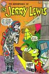 Cover for The Adventures of Jerry Lewis (DC, 1957 series) #71