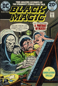Cover Thumbnail for Black Magic (DC, 1973 series) #2