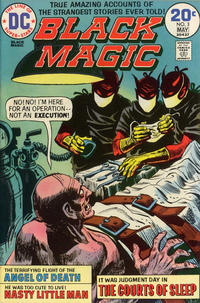 Cover Thumbnail for Black Magic (DC, 1973 series) #3