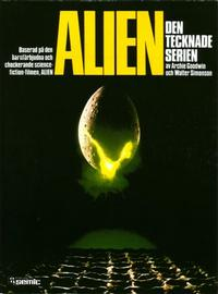 Cover Thumbnail for Alien - den tecknade serien (Semic, 1979 series) #[nn]
