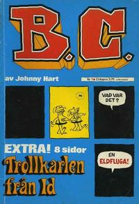 Cover Thumbnail for B.C. (Semic, 1972 series) #1