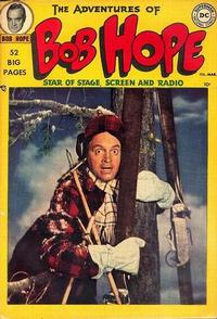 Cover Thumbnail for The Adventures of Bob Hope (DC, 1950 series) #1