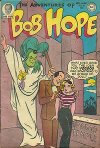 Cover Thumbnail for The Adventures of Bob Hope (DC, 1950 series) #25