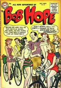 Cover for The Adventures of Bob Hope (1950 series) #35