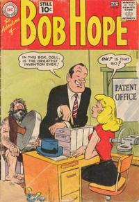 Cover Thumbnail for The Adventures of Bob Hope (DC, 1950 series) #68