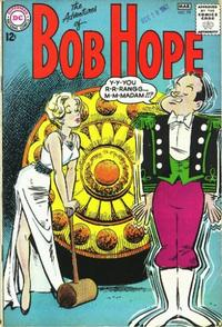 Cover Thumbnail for The Adventures of Bob Hope (DC, 1950 series) #79