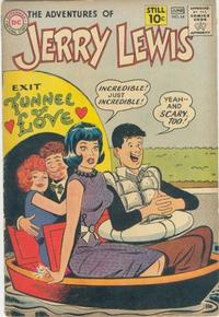 Cover Thumbnail for The Adventures of Jerry Lewis (DC, 1957 series) #64