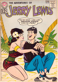 Cover Thumbnail for The Adventures of Jerry Lewis (DC, 1957 series) #70