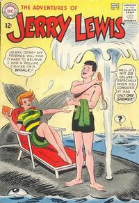 Cover for Adventures of Jerry Lewis (1957 series) #75