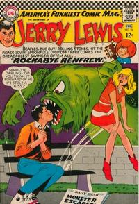 Cover Thumbnail for Adventures of Jerry Lewis (DC, 1957 series) #98