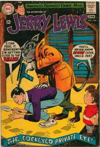 Cover for The Adventures of Jerry Lewis (DC, 1957 series) #106