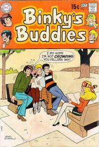 Cover for Binky's Buddies (DC, 1969 series) #11