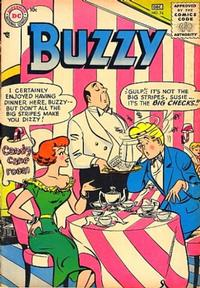 Cover Thumbnail for Buzzy (DC, 1945 series) #74