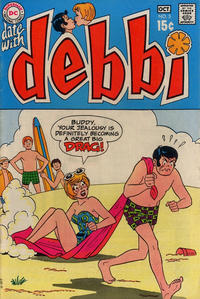 Cover Thumbnail for Date with Debbi (DC, 1969 series) #5