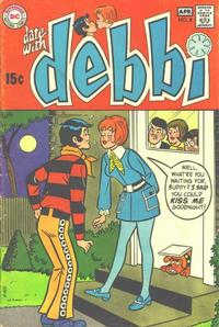 Cover Thumbnail for Date with Debbi (DC, 1969 series) #8