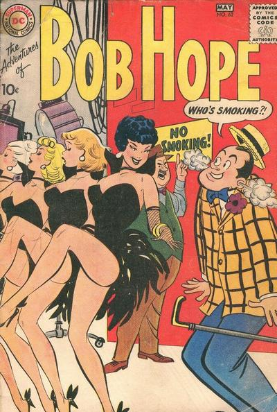 Cover for The Adventures of Bob Hope (1950 series) #62