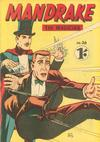 Cover for Mandrake the Magician (Yaffa / Page, 1964 ? series) #36
