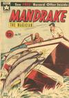 Cover for Mandrake the Magician (Yaffa / Page, 1964 ? series) #41