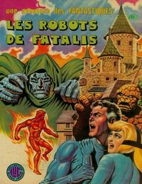 Cover Thumbnail for Une Aventure des Fantastiques (Editions Lug, 1973 series) #11