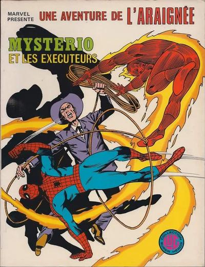 Cover for Une Aventure de l'Araignée (1977 series) #7