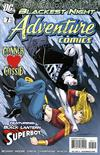 Cover Thumbnail for Adventure Comics (2009 series) #7 / 510 [Regular Direct Cover]