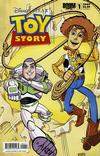 Cover Thumbnail for Toy Story (2009 series) #1 [Cover B]