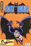 Cover for Batman Poche (Sage - Sagédition, 1976 series) #20