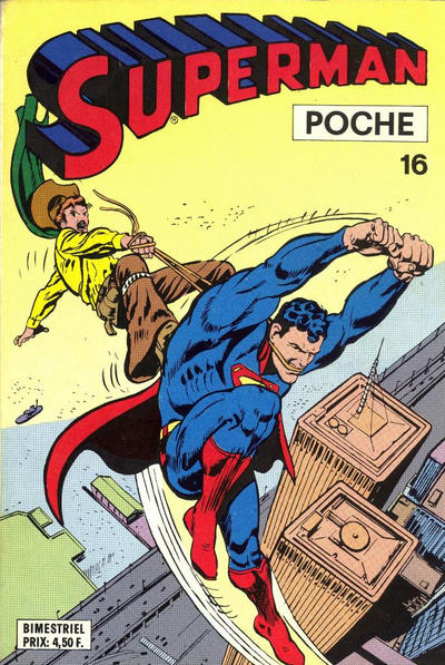 Cover for Superman Poche (1976 series) #16