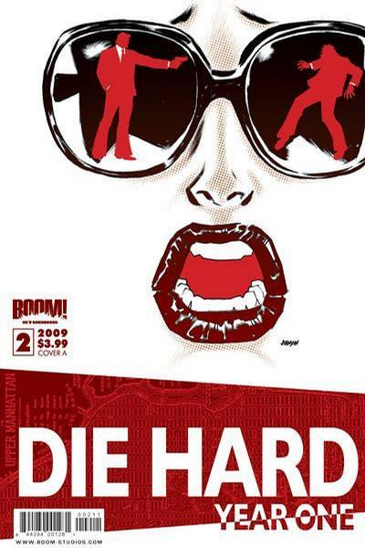 Cover for Die Hard: Year One (2009 series) #2