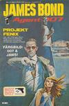 Cover for James Bond (Semic, 1965 series) #4/1982