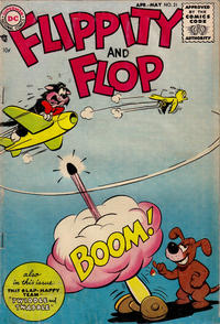 Cover Thumbnail for Flippity & Flop (DC, 1951 series) #21