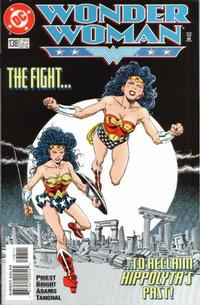 Cover Thumbnail for Wonder Woman (DC, 1987 series) #138