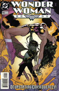 Cover for Wonder Woman (DC, 1987 series) #145