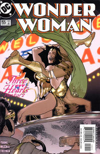 Cover Thumbnail for Wonder Woman (DC, 1987 series) #155