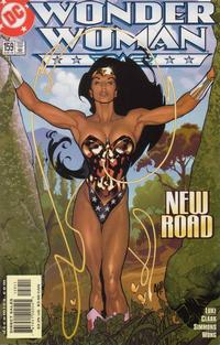 Cover for Wonder Woman (DC, 1987 series) #159