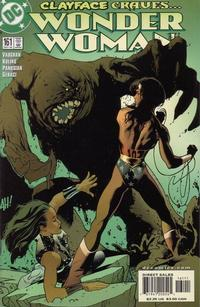 Cover Thumbnail for Wonder Woman (DC, 1987 series) #161