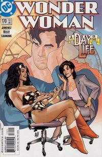 Cover Thumbnail for Wonder Woman (DC, 1987 series) #170