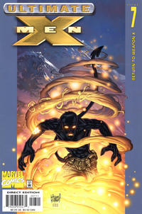 Cover Thumbnail for Ultimate X-Men (Marvel, 2001 series) #7
