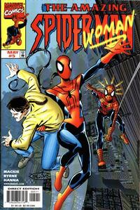 Cover Thumbnail for The Amazing Spider-Man (Marvel, 1999 series) #5 [Direct Edition]