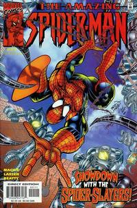 Cover Thumbnail for The Amazing Spider-Man (Marvel, 1999 series) #21