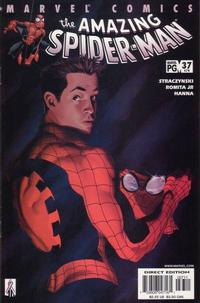 Cover Thumbnail for The Amazing Spider-Man (Marvel, 1999 series) #37 (478) [Direct Edition]