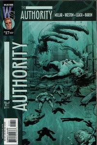 Cover for The Authority (DC, 1999 series) #17