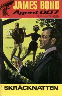 Cover Thumbnail for James Bond (Semic, 1965 series) #11/1969