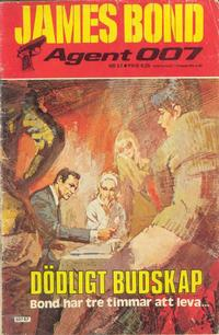 Cover Thumbnail for James Bond (Semic, 1965 series) #57/[1979]
