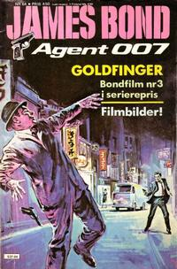 Cover Thumbnail for James Bond (Semic, 1965 series) #64/[1980]
